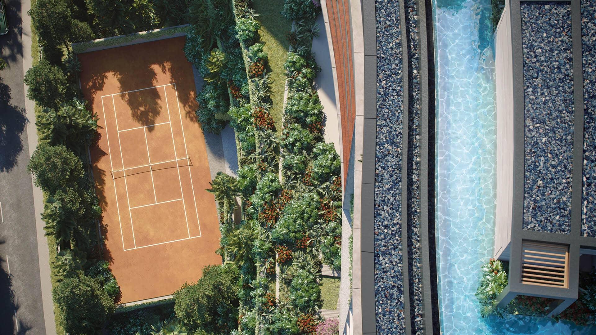 Court Pool